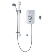 Triton Safeguard + 8.5kw Electric Shower with Grab & Remote