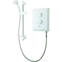 Triton T70Z Electric Shower 7.5kW White