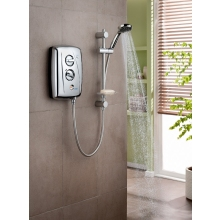 Triton T80Z Fast-Fit 10.5kW Electric Shower - Chrome