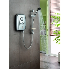 Triton T80Z Fast-Fit 8.5kW Electric Shower - Chrome
