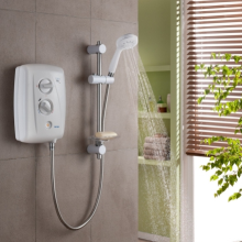 Triton T80Z Fast-Fit Electric Shower 8.5kW