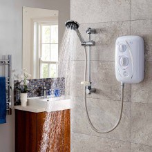 Triton T80Z Thermostatic Fast-Fit 10.5kW Electric Shower