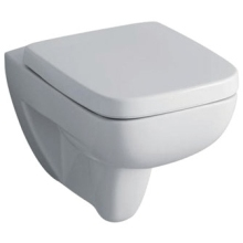 Twyford Galerie Plan 380x480mm Standard Seat & Cover White