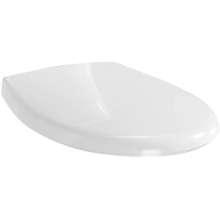 Twyford Galerie Plan 385x470mm Soft Close Seat White