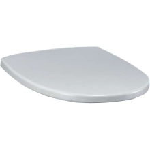 Twyford Refresh Seat & Cover White Plastic Hinges