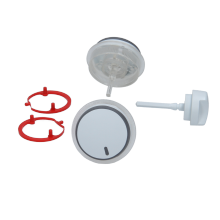 VAI0020048920 Buttons White (Kit Of 3)
