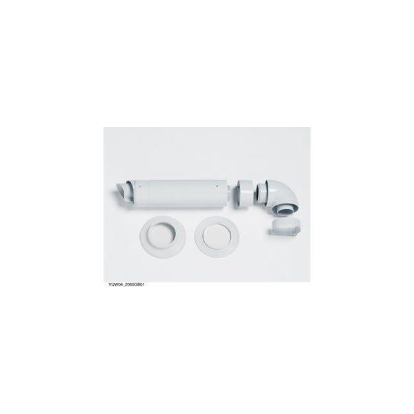 Vaillant Telescopic Horizontal Flue Kit
