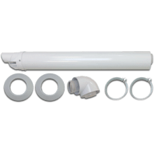Vaillant Standard Horizontal Flue Kit