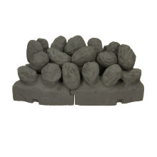 VAL5108037 Ceramics Set Coal C1+Walls