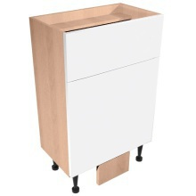 Vio Back to Wall Toilet Unit 500 x 290 x 835mm Eden