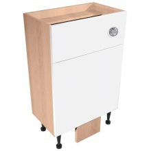 Vio Back to Wall Toilet Unit inc. Cistern 500 x 290 x 835mm Eden