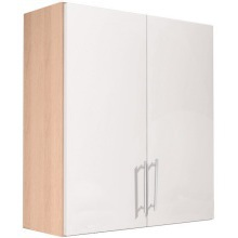 Vio Double Door Wall Unit 500 x 175 x 660mm Eden