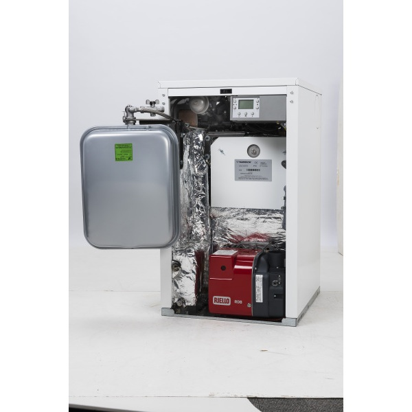 Warmflow Agentis Internal Combi 33kW Oil Boiler