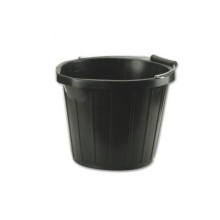 Westco Builders Bucket 3 Gallon Black