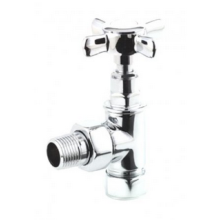 Westco Selene Straight Valves Chrome Pair
