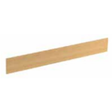 Atlanta Cabinet Plinth & Sealing Strip 2000mm x 180mm White