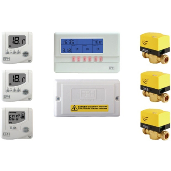 Wireless Pack C/W T37-Hw Rf Programmer Cp322Trfi