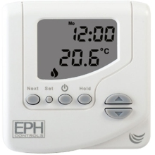 Wireless Programmable Room Thermostat Trfpi