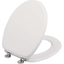Wirquin Celmac Woody Toilet Seat