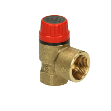 WOR87174010120 Safety Relief Valve 3B P