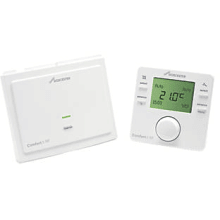 Worcester Greenstar Comfort II Programmable Room Thermostat And RF Receiver