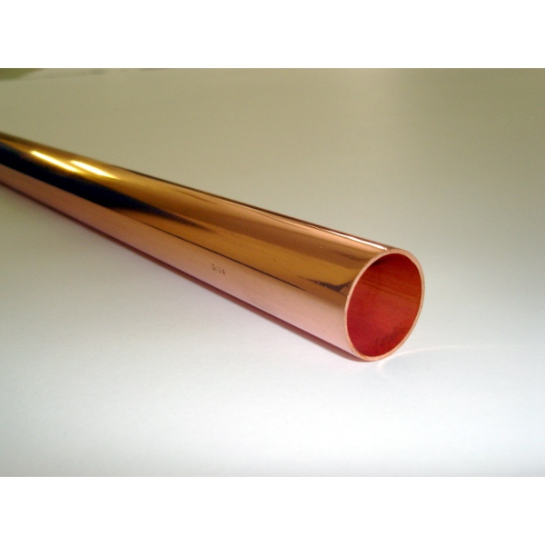 Yorkex Degreased Copper Tube 35mm x 1.2mm x 5.8M