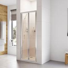 Roman Haven Bi-Fold Door Shower Enclosure 900x1900mm